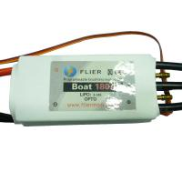 China Super High Speed RC Boat ESC 180A ESC 2.4Ghz Radio Control Speed Controller on sale