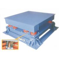 Buy cheap South Africa buy 1T capacity buttering floor scale 0.8*0.8m Removable floor scale ZSKB-20T from wholesalers
