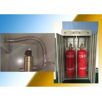 Quality Low Toxicity Solo Fm-200 Fire Suppression Systems With 180L Storage for sale