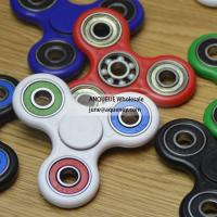 Quality Wholesale Torqbar finger spinner Pepyakka hand spinner Plastic 4 Bearings fidget spinner from ANQUEUE for sale