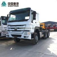 China Howo Heavy Duty Prime Mover Vehicle Loading Capaciy 40-80 Tons Euro 2 Option Euro 4 on sale
