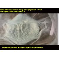 Primobolan Methenolone Acetate Powder CAS 434-05-9 For Muscle Growth Manufactures