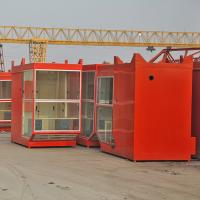 Gantry And Overhead Crane Spare Parts / Operator Cabin With Air Conditioner Manufactures