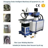 500w Fiber Laser Welding Machine Singapore Flux for Stainless Steel Vacuum Cup Manufactures