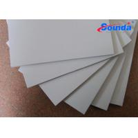 Advertising Large Foam Board , Matt / Gloss Finishes High Density Foam Board Manufactures