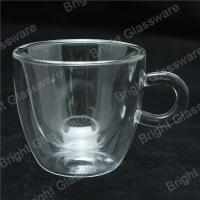 espresso cups, double wall thermo glasses, blown glass coffee cup, tea cup Manufactures