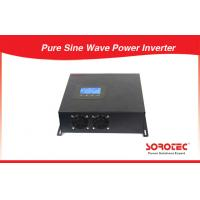 Electrical DC - AC  Power Inverter , 3000va Pure Sine Wave Home Power Inverter Manufactures