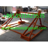 Cable Drum Lifter Stands Manufactures