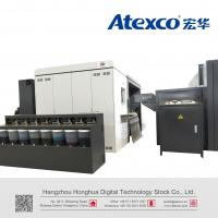 China Atexco VEGA3180DT Industrial Direct Digital Textile Printer with Max. 48 Kyocera Heads and Gas or Steam Dryer on sale