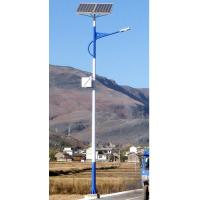10W-80W Solar Street Light with Battery Boxes of Mounted-on- top-of-pole Type Manufactures