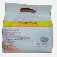 Twin Pack Skincare Baby Wipes Manufactures