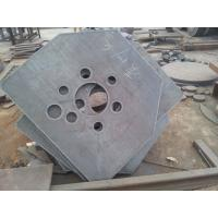 Quality CNC Punching Steel Plate Rolling Process , Hot Rolling And Cold Rolling Process for sale