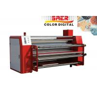 China Calendar Roller Sublimation Printing Machine For Transfer Print 600mm Roll Diameter on sale