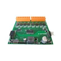 DIP Electronics Automotive PCB Ssembly FR4 With Lead Free HASL Manufactures