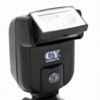 YINYAN CY-20 Small Mini Hot Shoe Flash with PC Sync Port Manufactures