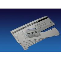 White Zebra P430i Cleaning Kit , Zebra P330i Cleaning Kit With T Cleaning Cards Manufactures