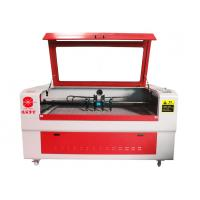 Shoes High Speed Laser Cutting Machine CNC 4 Head 150W For Soft Stuffed Toy Manufactures