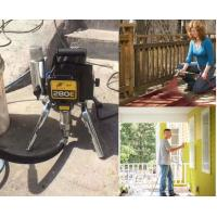 220V Electric Magnum Spray Painter For Interior Walls Painting 2.5L/Min Delivery Manufactures