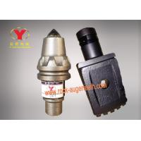 YJ-H007-7 Rock Auger Teeth / Bullet Teeth Anti Impact For Hard Rock Drilling Manufactures