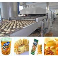 Complete Set Potato Chips Plant Manufactures