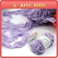 China 2014  Fancy Knitting Yarns for clothes , raw or dyed hand knitting yarn on sale