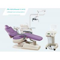 Dental unit with CE&ISO,dental chair, dental equipment with LED light, movable tray/JR-Q1 Manufactures