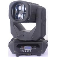 China Brightness Led Moving Head Beam Light 25w X 4pcs 4 Colors With DMX512 Control on sale