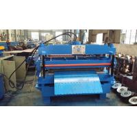 Galvanized Steel C Purlin Roll Forming Machine Indoor Automatic Manufactures