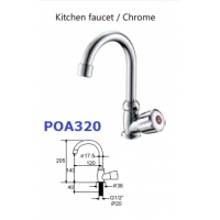 China Kitchen Ceramic White Metering Toilet Hand Faucet on sale