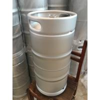US standard beer barrel keg 30L , with sankey D type spear, for brewery beer storage Manufactures