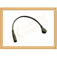 Soft ECG Patient Cable , ECG Lead Wires Banana Plug 4.0 Female Great Ratio Manufactures