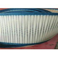 Small Loop 100% Polyester Spiral Dryer Belt Alkali Resistance Manufactures