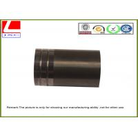 Metal Machined Parts CNC Stainless steel machining bush with nature color Manufactures