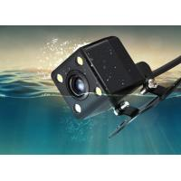 China Mini Vehicle Rear View Camera 120-170 Degree View Angle HD CCD Chip 7 Watt 12V on sale