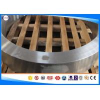 41 Cr4 / 5140 / 40 Cr Professional Steel Forged RingsFor Medium Load Parts Manufactures