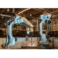 High Speed Frame Structure Automated Welding Systems For Sports Equipment Manufactures