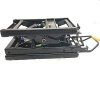 air suspension seat base for the truck seat heavy duty driver seat base with air spring Manufactures