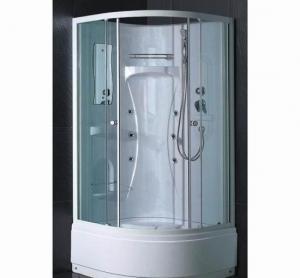 Corner Hydro Massage Shower Cabin Manufactures