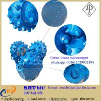 oil and water well drilling rotary metal sealed  TCI tricone drill bits Manufactures
