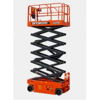 Scissor Lift with Lifting Height 13.9m,Capacity 320kg(GTJZ 1212) Manufactures