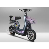 China Pedal Assisted Electric Bike With Suspension / Electric Pedal Assist Bike on sale