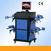 China CCD tech 4 wheel alignment system AOS664 on sale