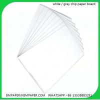 China Grey board box / Parcel paper / Gift box grey board at good quality on sale