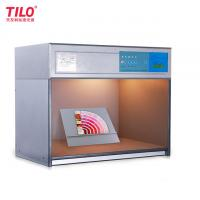 China D65,TL84,CWF,U30,UV,F 6 light sources lab color matching textile light box P60(6) on sale