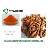 Curcumin Turmeric Root Extract Orange Yellow Crystal Powder Colorant Pigments Manufactures