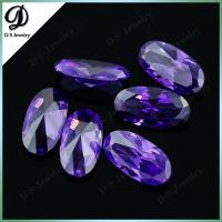 China Loose Cubic Zirconia Stones, Lab Created China Cz Jewelry, Diamond Jewellery, Machine Cut on sale