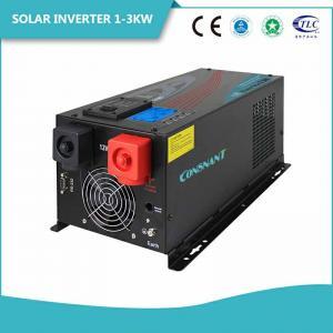 China Small True Sine Wave Inverter , High Power 110 / 120 / 130VAC Solar Based Inverter on sale