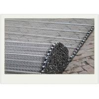 Balanced 304 Stainless Steel Mesh Conveyor Belt With High Temperature Resistant Manufactures