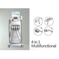 Skin Care Facial Hair Removal Laser Machine / Commercial Laser Hair Removal Machine Manufactures