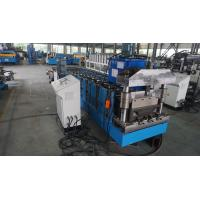 China Durable Roof Panel Roll Forming Machine , Standing Seam Metal Roof Machine on sale